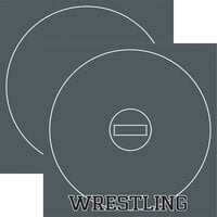 Reminisce - Wrestling Collection - 12 x 12 Double Sided Paper - 4