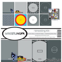 Reminisce - Wrestling Collection - Collection Kit