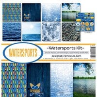 Reminisce - Watersports Collection - 12 x 12 Collection Kit