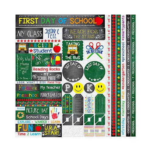 Reminisce Youve Been Schooled Preschool And Kindergarten Quotes Stickers