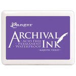 Ranger Ink - Archival Ink Pad - Jumbo - Majestic Violet