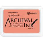 Ranger Ink - Wendy Vecchi - Archival Ink Pads - Tea Rose