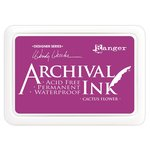 Ranger Ink - Wendy Vecchi - Archival Ink Pads - Cactus Flower