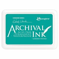 Ranger Ink - Wendy Vecchi - Archival Ink Pads - Garden Patina