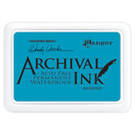 Ranger Ink - Wendy Vecchi - Archival Ink Pads - Bluebird