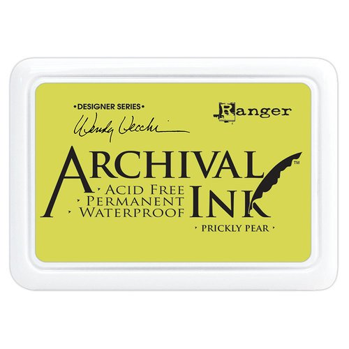 Ranger Ink - Wendy Vecchi - Archival Ink Pads - Prickly Pear