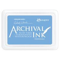 Ranger Ink - Wendy Vecchi - Make Art - Archival Ink Pads - Periwinkle