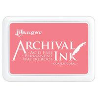 Ranger Ink - Archival Ink Pad - Coastal Coral