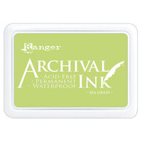 Ranger Ink - Archival Ink Pad - Sea Grass
