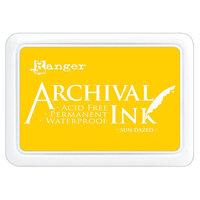 Ranger Ink - Archival Ink Pad - Sun Dazed