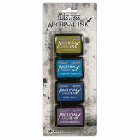Ranger Ink - Tim Holtz - Distress Archival Ink Pads - Mini Kit - Two