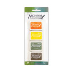 Ranger Ink - Wendy Vecchi - Mini Archival Ink Pads - Kit 5
