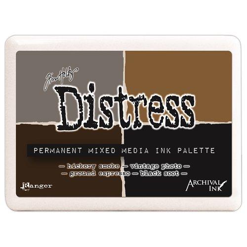 Ranger Ink - Tim Holtz - Distress Mixed Media Palette