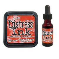 Ranger Ink - Tim Holtz - Distress Ink Pad and Reinker - Crackling Campfire