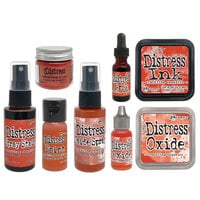 Ranger Ink - Tim Holtz - Distress Ink Kit - Crackling Campfire Bundle