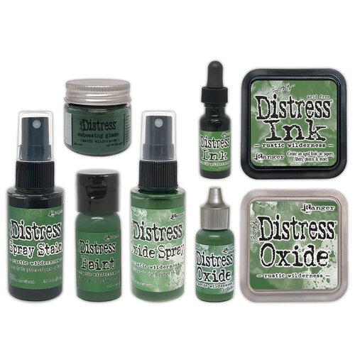 Ranger Ink - Tim Holtz - Distress Ink Kit - Rustic Wilderness Bundle