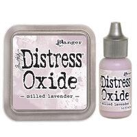 Ranger Ink - Tim Holtz - Distress Oxides Ink Pad and Reinker - Milled Lavender