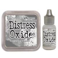 Ranger Ink - Tim Holtz - Distress Oxides Ink Pad and Reinker - Hickory Smoke