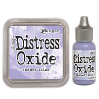 Ranger Ink - Tim Holtz - Distress Oxides Ink Pad and Reinker - Shaded Lilac
