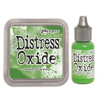 Ranger Ink - Tim Holtz - Distress Oxides Ink Pad and Reinker - Mowed Lawn