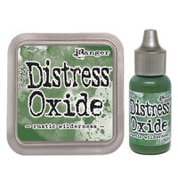 Ranger Ink - Tim Holtz - Distress Oxides Ink Pad and Reinker - Rustic Wilderness