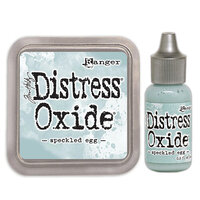 Ranger Ink - Tim Holtz - Distress Oxides Ink Pad and Reinker - Speckled Egg
