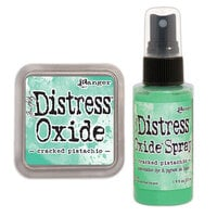 Ranger Ink - Tim Holtz - Distress Oxides Ink Pad and Spray - Cracked Pistachio