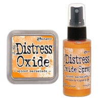 Ranger Ink - Tim Holtz - Distress Oxides Ink Pad and Spray - Spiced Marmalade