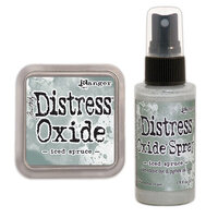 Ranger Ink - Tim Holtz - Distress Oxides Ink Pad and Spray - Iced Spruce