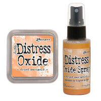 Ranger Ink - Tim Holtz - Distress Oxides Ink Pad and Spray - Dried Marigold