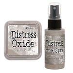 Ranger Ink - Tim Holtz - Distress Oxides Ink Pad and Spray - Pumice Stone