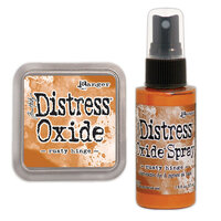 Ranger Ink - Tim Holtz - Distress Oxides Ink Pad and Spray - Rusty Hinge