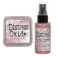 Ranger Ink - Tim Holtz - Distress Oxides Ink Pad and Spray - Victorian Velvet