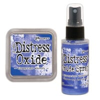 Ranger Ink - Tim Holtz - Distress Oxides Ink Pad and Spray - Blueprint Sketch