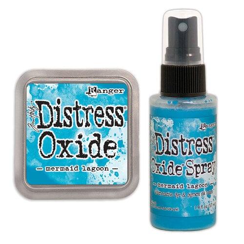 Ranger Ink - Tim Holtz - Distress Oxides Ink Pad and Spray - Mermaid Lagoon
