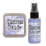 Ranger Ink - Tim Holtz - Distress Oxides Ink Pad and Spray - Shaded Lilac