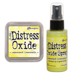 Ranger Ink - Tim Holtz - Distress Oxides Ink Pad and Spray - Squeezed Lemonade