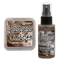 Ranger Ink - Tim Holtz - Distress Oxides Ink Pad and Spray - Ground Espresso