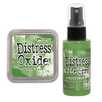 Ranger Ink - Tim Holtz - Distress Oxides Ink Pad and Spray - Mowed Lawn