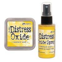Ranger Ink - Tim Holtz - Distress Oxides Ink Pad and Spray - Mustard Seed