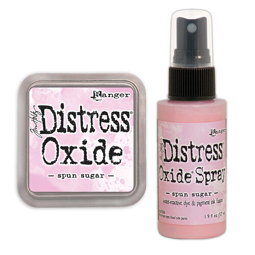 Ranger Ink - Tim Holtz - Distress Oxides Ink Pad and Spray - Spun Sugar