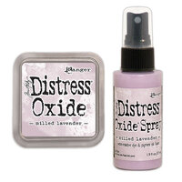 Ranger Ink - Tim Holtz - Distress Oxides Ink Pad and Spray - Milled Lavender