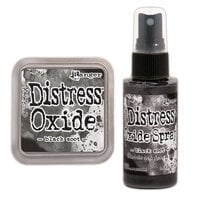 Ranger Ink - Tim Holtz - Distress Oxides Ink Pad and Spray - Black Soot