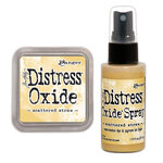 Ranger Ink - Tim Holtz - Distress Oxides Ink Pad and Spray - Scattered Straw