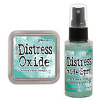 Ranger Ink - Tim Holtz - Distress Oxides Ink Pad and Spray - Evergreen Bough
