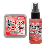 Ranger Ink - Tim Holtz - Distress Oxides Ink Pad and Spray - Barn Door