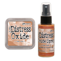 Ranger Ink - Tim Holtz - Distress Oxides Ink Pad and Spray - Tea Dye