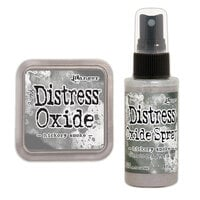 Ranger Ink - Tim Holtz - Distress Oxides Ink Pad and Spray - Hickory Smoke