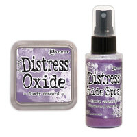 Ranger Ink - Tim Holtz - Distress Oxides Ink Pad and Spray - Dusty Concord