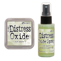 Ranger Ink - Tim Holtz - Distress Oxides Ink Pad and Spray - Old Paper